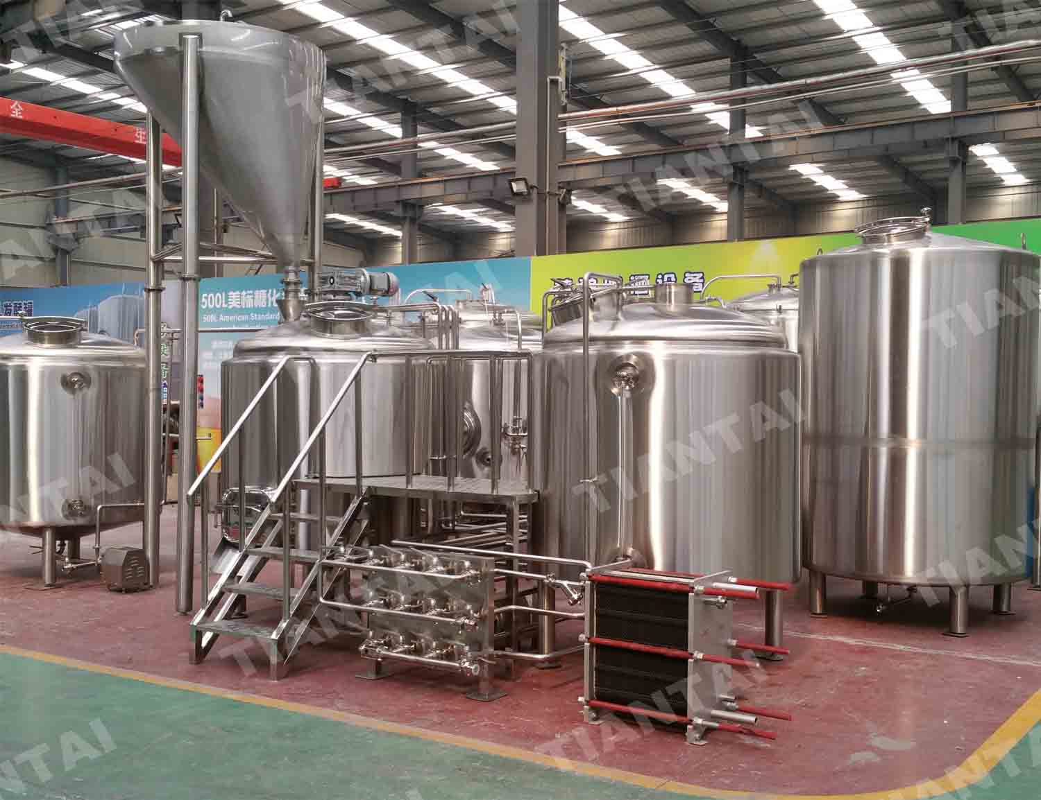 <b>15HL BAR BREWERY EQUIPMENT</b>