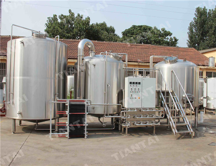 <b>35hl Industrial Brewery Equipment</b>
