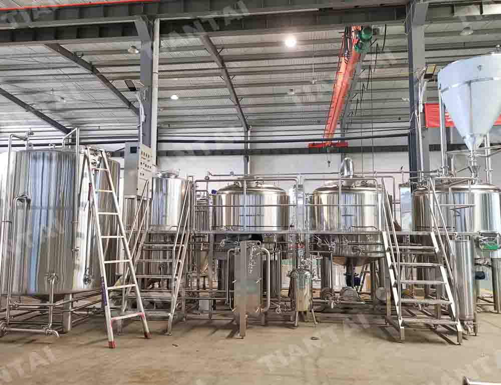 30 HL Micro brewery equipment