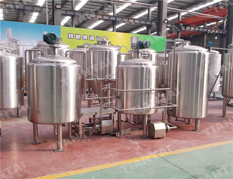 <b>300L Two Vessel Brewhouse Equipment</b>