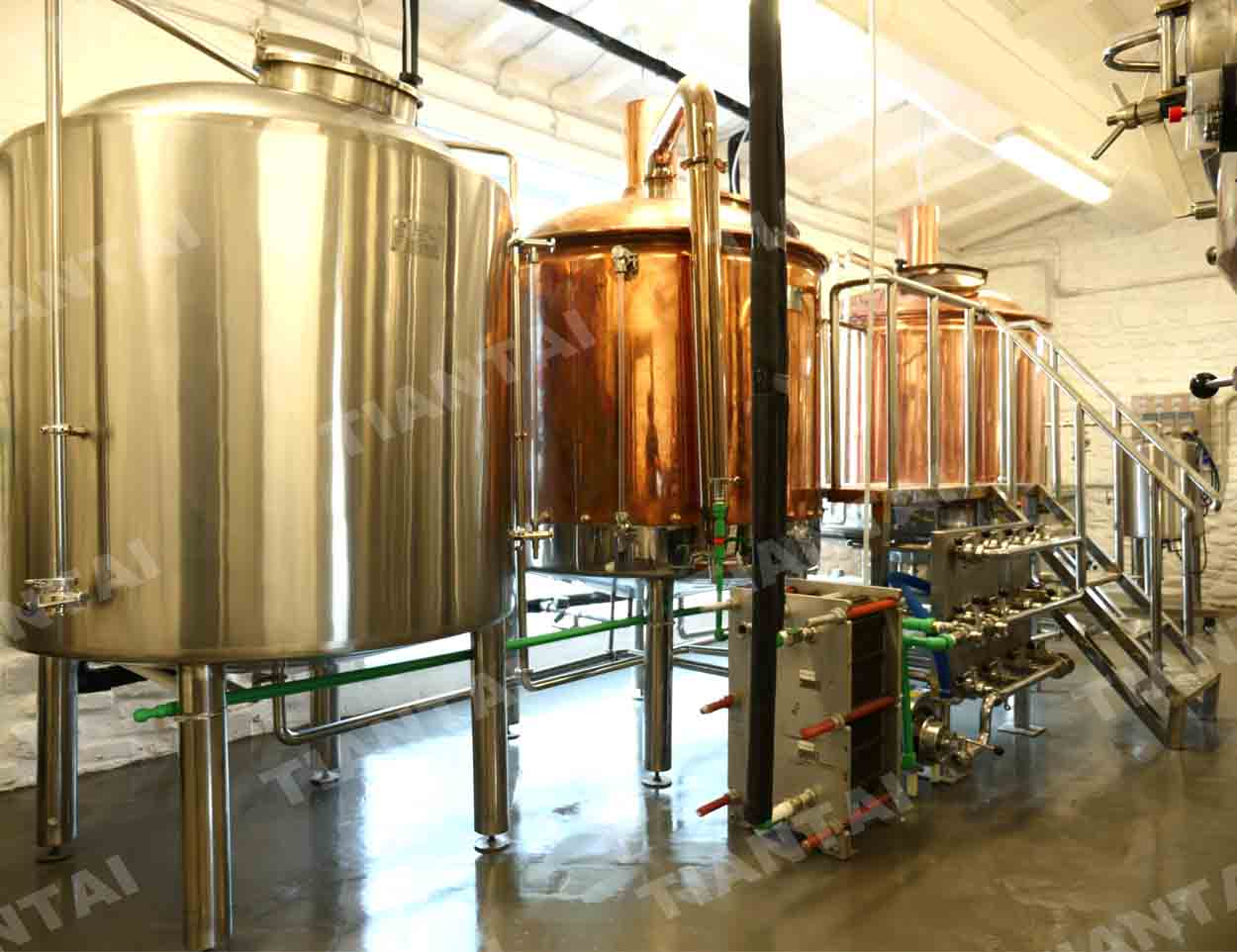 <b>10 HL Two Vessel Brewhouse Equipment</b>