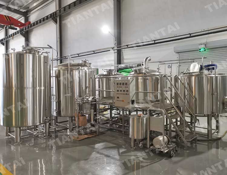 <b>1000L Restaurant Beer Brewing Equipment</b>
