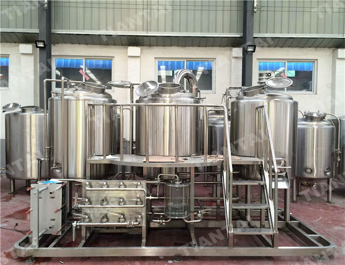6HL Restaurant Beer Brewing Equipment