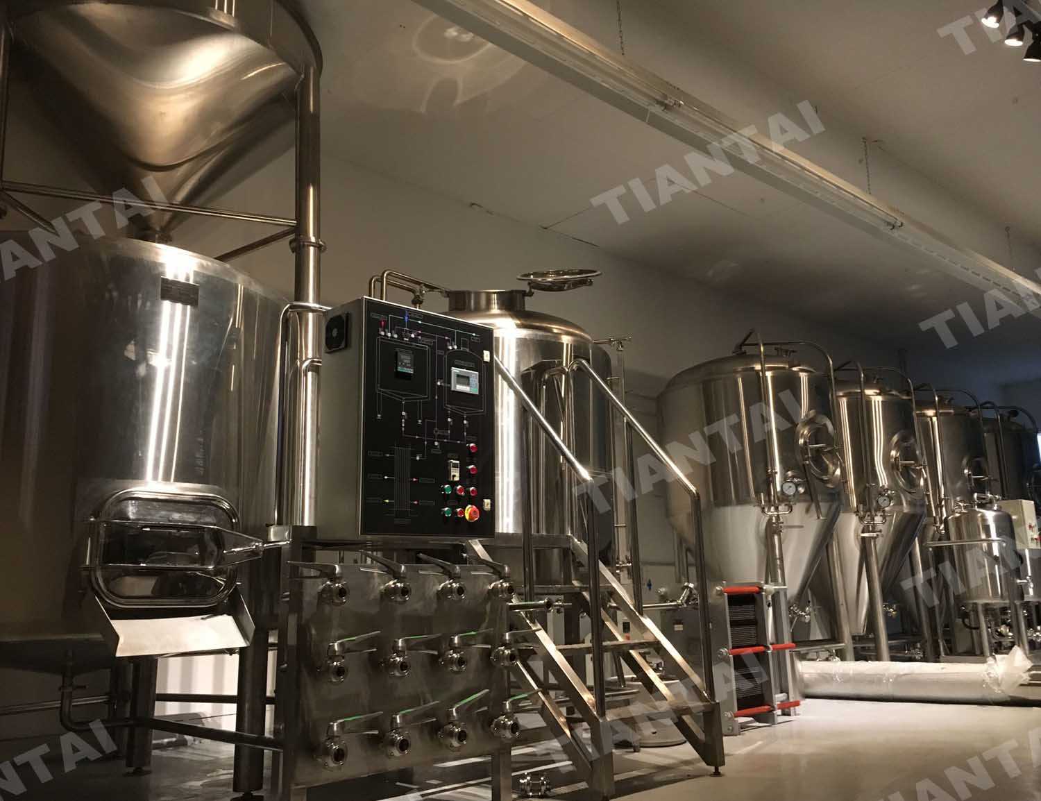 <b>12HL BAR BREWERY EQUIPMENT</b>