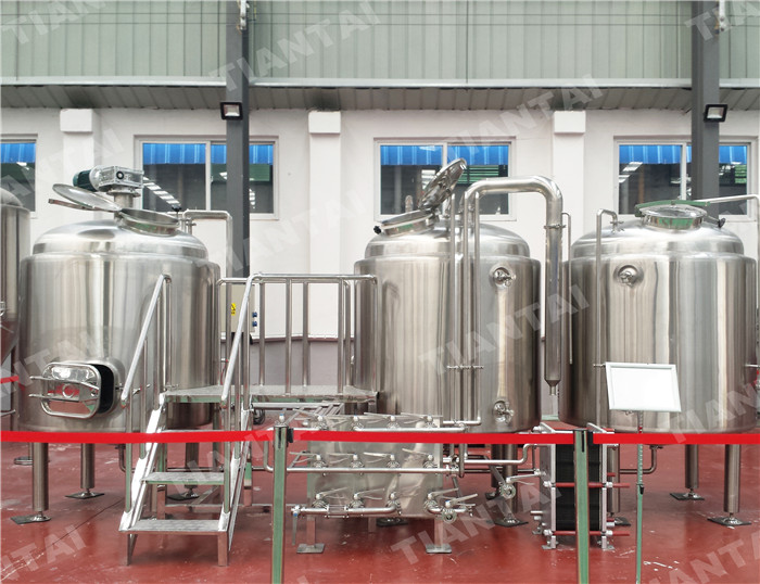 <b>12 hl Restaurant Beer Brewing Equipment</b>