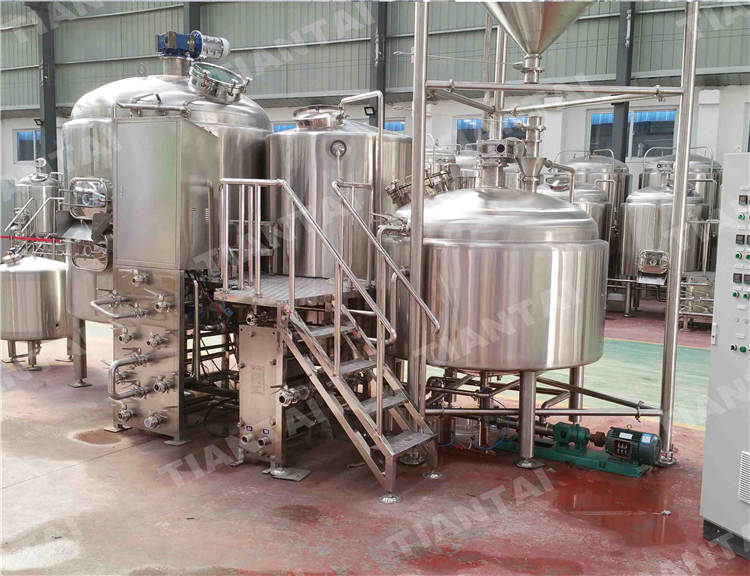 <b>1200L Two Vessel Brewhouse Equipment</b>