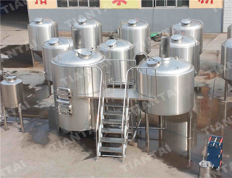 <b>2000L Bar Brewery Equipment</b>