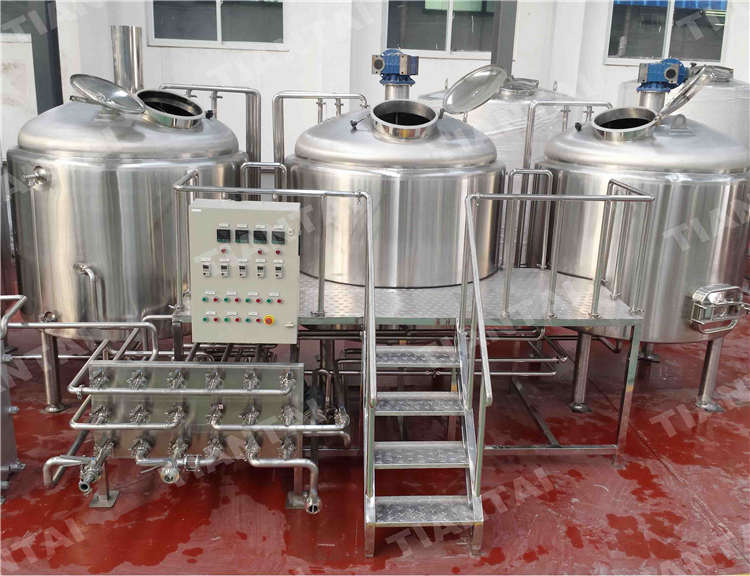 <b>18HL BAR BREWERY EQUIPMENT</b>