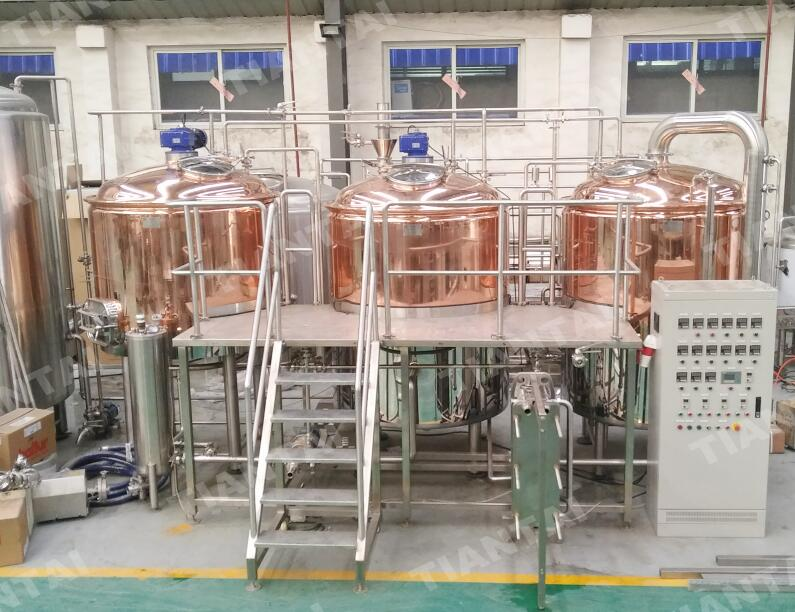 <b>12HL Restaurant Beer Brewing Equipment</b>