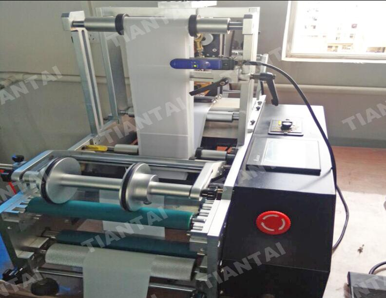 Manual Bottle Labeling Machine