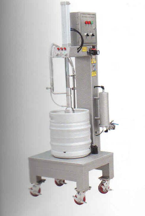 1-Station Keg Filler