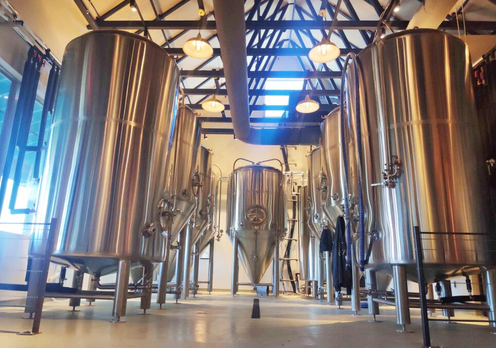 <b>15 bbl beer brewery system in US starts working</b>