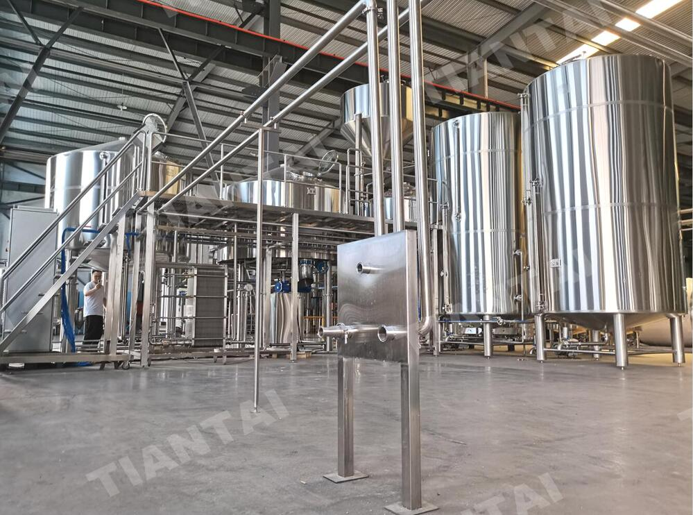 5000L Brewery