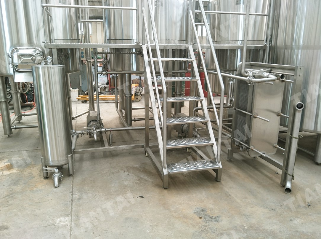 15 bbl Brewing System Shipping to Canada