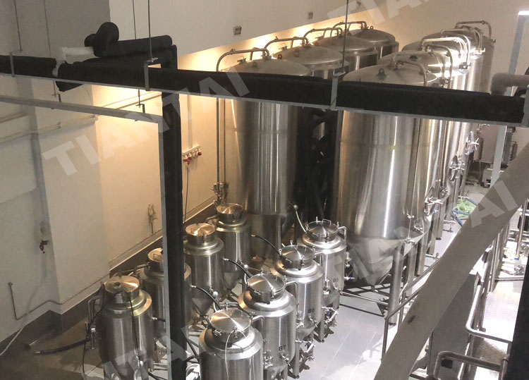 Professional Beer Brewing Equipment Manufacturers Chinese