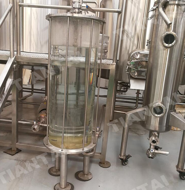 50L glass wort grant
