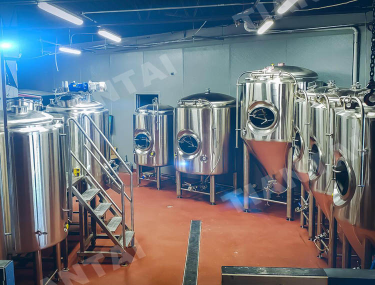 <b>Glycol cooling solutions for micro brewery</b>