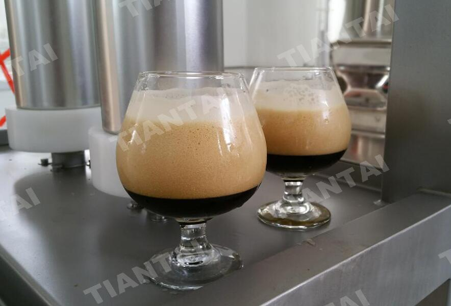 <b>Does brewhouse has any limitation on brewing high gravity beer?</b>