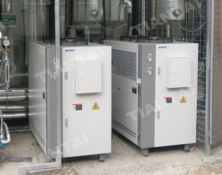 <b>Chiller Options for a small Brewery</b>