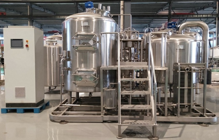 <b>1000L used brewery equipment on sale</b>