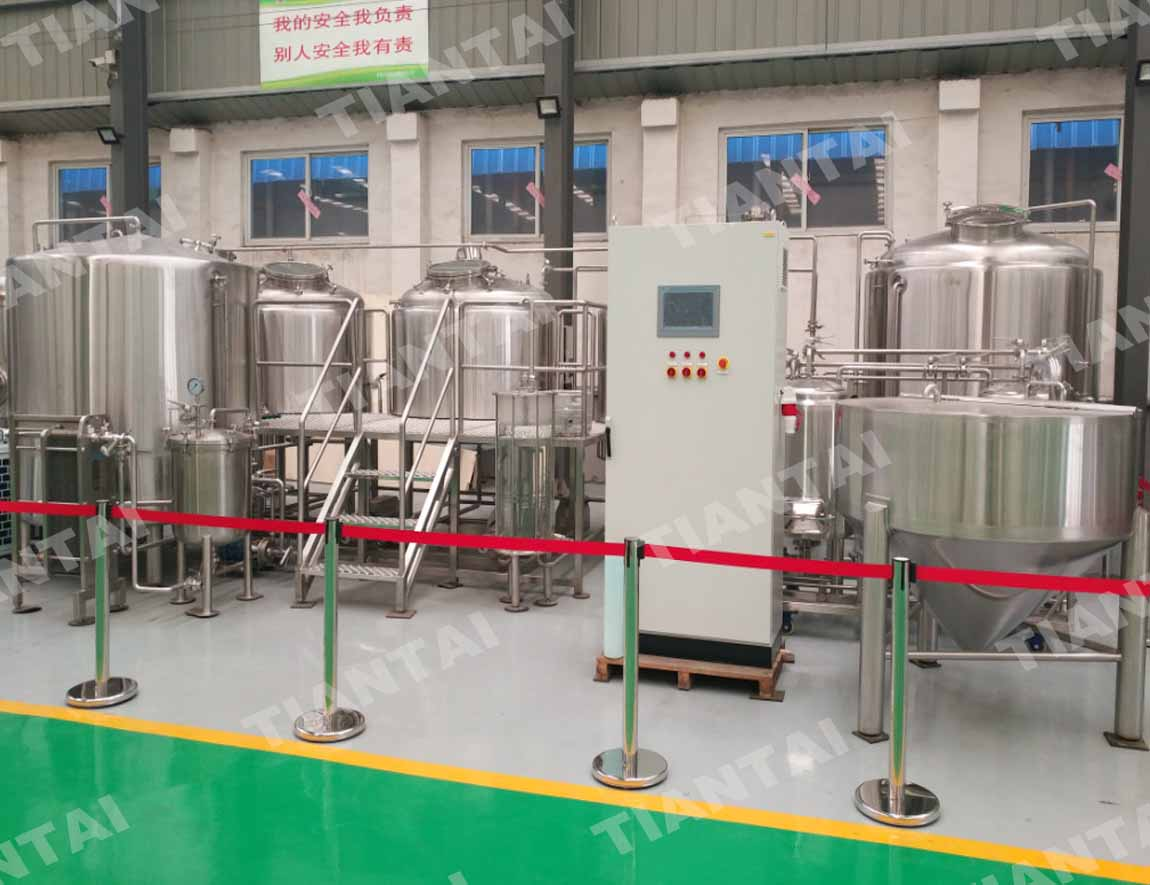<b>Distant Shores Brewing Company-10BBL Brewery In Japan</b>