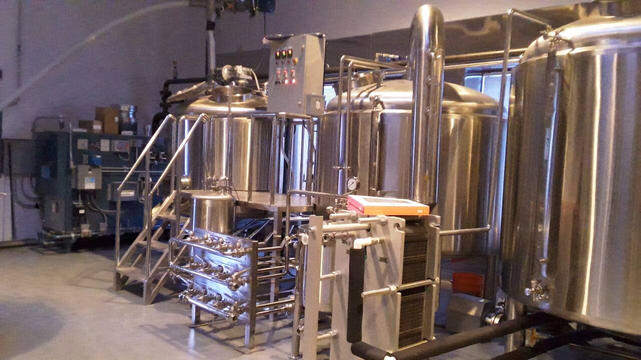 <b>USA beer brewery equipment cases --15BBL Microbrewery equipment in USA</b>