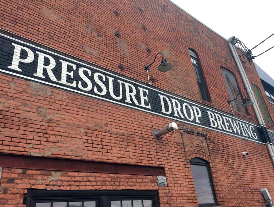<b>Pressure Drop Brewing in USA--2000L brewery equipment in NewYork</b>