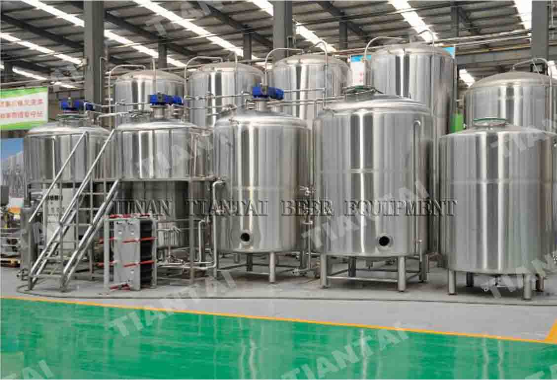 <b>Tinker Tailor Brewery in USA --20 BBL Microbrewery in New Zealand</b>