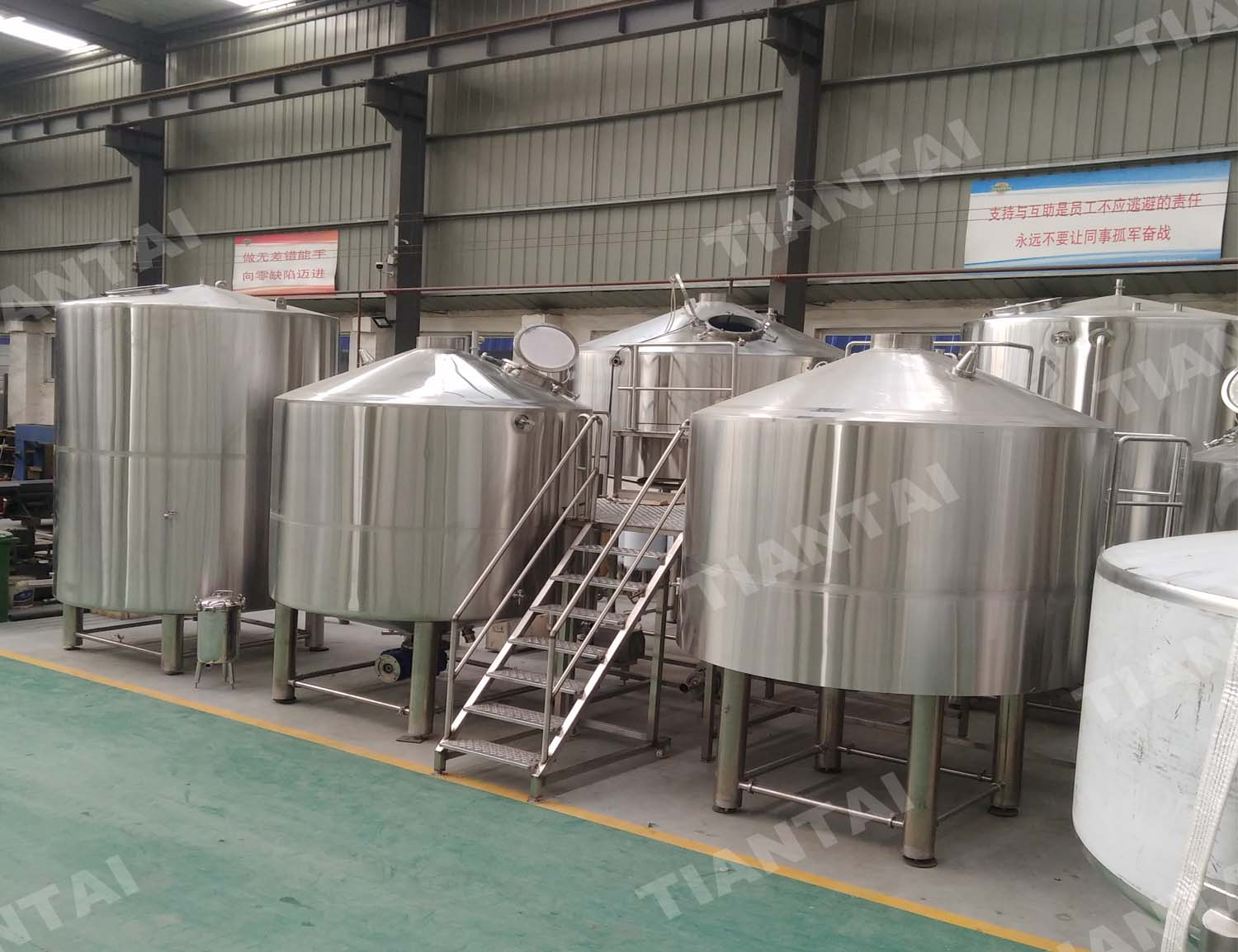 30BBL BEER BREWING SYSTEM