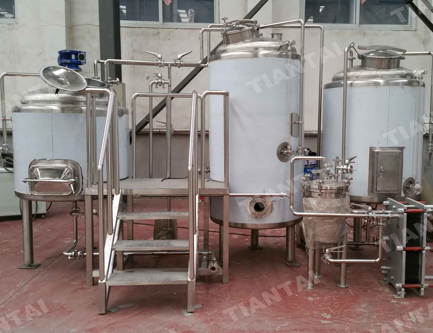 <b>4HL bar beer brewery equipment with ce</b>